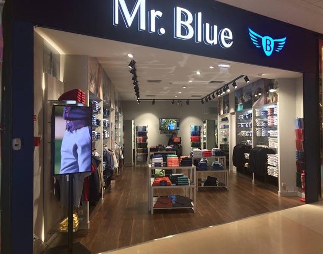 Lojas Mr. Blue