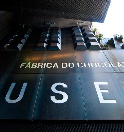 Museu Fábrica do Chocolate