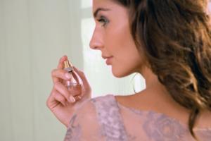 O que é um perfume.