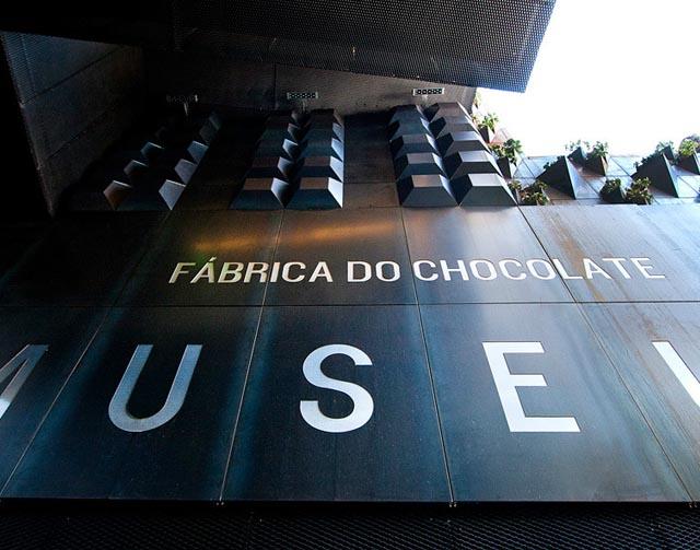 Museu Fábrica do Chocolate