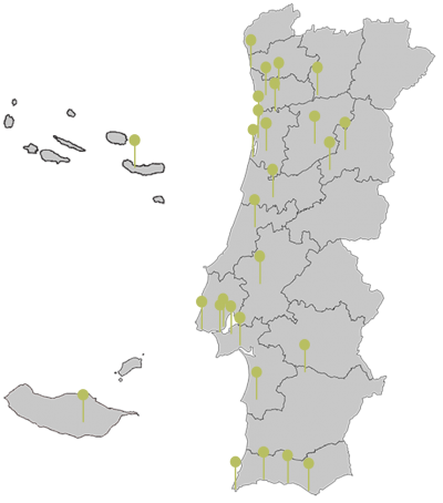 Portugal Continental e Ilhas